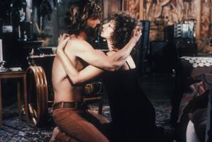 """""""A Star Is Born""""Barbra Streisand, Kris Kristofferson © 1976 Warner Bros. - Image 3746_0003"""