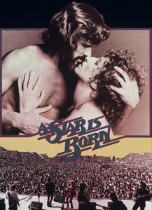 """A Star Is Born"" (Poster)Barbra Streisand, Kris Kristofferson1976 Warner Brothers** H.H. - Image 3746_0007"