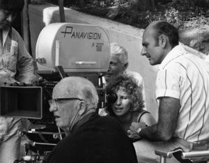 """A Star Is Born""Cinematographer Robert Surtees, Barbra Streisand1976 Warner Brothers** G.S.C. - Image 3746_0017"