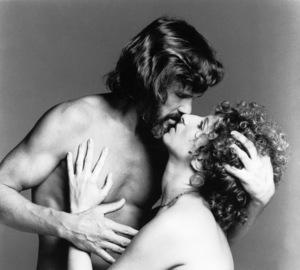 "Kris Kristofferson and Barbra Streisand in ""A Star Is Born""1976 Warner Bros.** B.D.M. - Image 3746_0034"