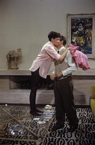 """A Star Is Born""Judy Garland, James Mason1954© 1978 Bob Willoughby - Image 3747_0149"