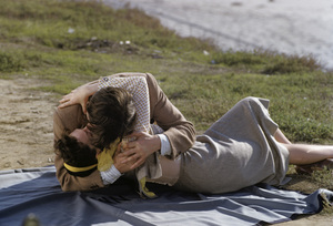 """A Star Is Born""Judy Garland, James Mason1954© 1978 Bob Willoughby - Image 3747_0157"