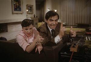 """A Star Is Born""Judy Garland, James Mason1954© 1978 Bob Willoughby - Image 3747_0167"