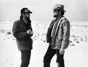 """Star Wars"" Director George Lucas and Producer Gary Kurtz1977 Lucasfilm© 1978 John Jay - Image 3748_0148"