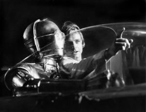 """Star Wars"" Mark Hamill and Anthony Daniels1977 Lucasfilm© 1978 John Jay - Image 3748_0193"