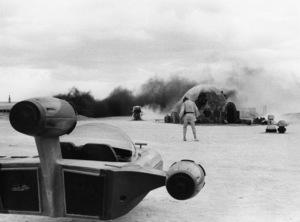 """""""Star Wars"""" Mark Hamill1977 Lucasfilm© 1978 John Jay - Image 3748_0194"""