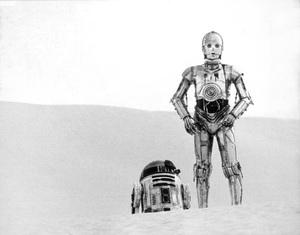 """Star Wars"" Anthony Daniels1977 Lucasfilm© 1978 John Jay - Image 3748_0200"