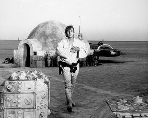 """Star Wars""Mark Hamill1977 LucasfilmPhoto by John Jay - Image 3748_0201"