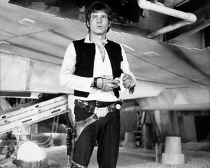 """Star Wars""Harrison Ford1977 LucasfilmPhoto by John Jay - Image 3748_0207"