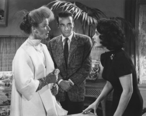 """Suddenly Last Summer""Katharine Hepburn, Montgomery Clift and Elizabeth Taylor1959 Columbia**R.C.MPTV - Image 3756_0012"