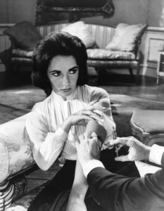 """Suddenly Last Summer""Elizabeth Taylor1959 Columbia / **I.V. - Image 3756_0023"