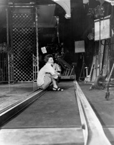 """""""Suddenly Last Summer""""Katharine Hepburn  on the set.1959 Columbia / **I.V. - Image 3756_0024"""
