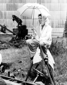 """Suddenly Last Summer""Katharine Hepburn on the set.1959 Columbia / **I.V.  - Image 3756_0025"