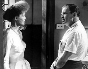 """Suddenly Last Summer"" Katharine Hepburn, Dir. Joseph Mankiewicz1959 Columbia / **I.V. - Image 3756_0026"