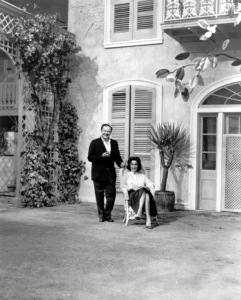 """Suddenly Last Summer""Elizabeth Taylor, Director Joseph Mankiewicz1959 Columbia / **I.V. - Image 3756_0027"