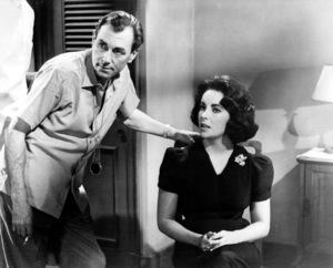"""Suddenly Last Summer""Elizabeth Taylor with Cameraman Jack Hildyard1959 Columiba / **I.V. - Image 3756_0029"