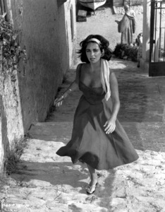 """Suddenly Last Summer""Elizabeth Taylor1959 Columbia / **I.V. - Image 3756_0034"