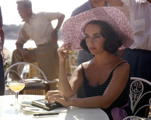 """Suddenly Last Summer""Elizabeth Taylor1959 Columbia**I.V. - Image 3756_0037"
