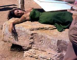 """Suddenly Last Summer""Elizabeth Taylor1959 Columbia**I.V. - Image 3756_0040"