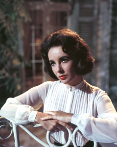"""Suddenly Last Summer""Elizabeth Taylor1959 Columbia**I.V. - Image 3756_0043"