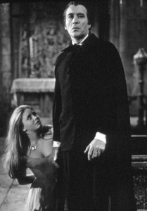"""Taste the Blood of Dracula""Linda Hayden, Christopher Lee1970 Hammer/ Warner Bros.  - Image 3764_2"