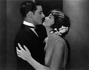 """A Thief in Paradise""Ronald Colman, Doris Kenyon1925 First National Pictures Inc. - Image 3772_0030"