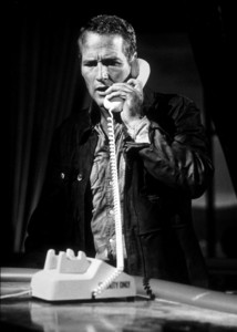 "Paul Newman in""Towering Inferno.""1974 Warner - Image 3784_0023"