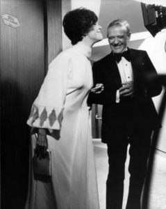 """""""The Towering Inferno""""Jennifer Jones, Fred Astaire1974 Warner Brothers - Image 3784_0100"""