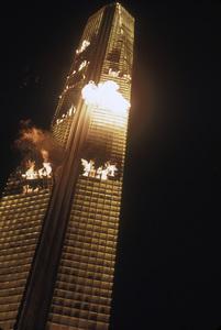 """The Towering Inferno""1974 20th Century Fox - Image 3784_0114"