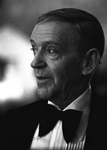 """""""The Towering Inferno"""" Fred Astaire1974© 1978 Wynn Hammer - Image 3784_0128"""