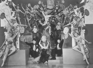 """White Christmas""Bing Crosby, Rosemary Clooney, Vera Ellen, Danny Kaye1954 Paramount - Image 3816_0004"