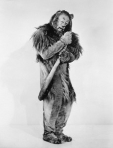 """""""The Wizard of Oz""""Bert Lahr1939 MGM - Image 3823_0040"""