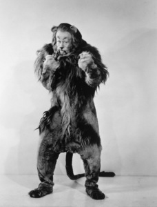 """""""The Wizard of Oz""""Bert Lahr1939 MGM - Image 3823_0041"""