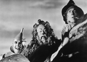 """""""The Wizard of Oz""""Jack Haley, Bert Lahr, Ray Bolger1939 MGM - Image 3823_0046"""