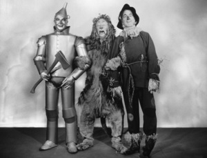"""""""The Wizard of Oz""""Jack Haley, Bert Lahr, Ray Bolger1939 MGM - Image 3823_0047"""