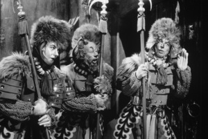 """""""The Wizard of Oz""""Jack Haley, Bert Lahr, Ray Bolger1939 MGM - Image 3823_0051"""