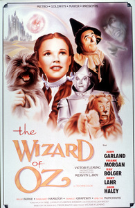"Judy Garland""Wizard Of Oz, The"" 1939PosterMGM - Image 3823_0113"