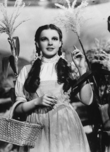 Judy GarlandFilm SetWizard Of Oz, The (1939)0032138MGM - Image 3823_0123