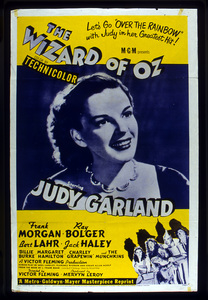 """""""The Wizard of Oz""""Poster1939 MGM **I.V. - Image 3823_0125"""