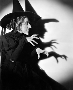 """The Wizard of Oz""Margaret Hamilton1939 MGM** I.V. - Image 3823_0151"