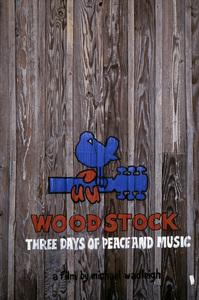 Woodstock sign1970© 1978 Ed Thrasher - Image 3829_0003