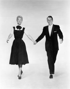 """Doris Day and Frank Sinatra in """"Young At Heart"""" 1954 Warner Bros. ** I.V."""