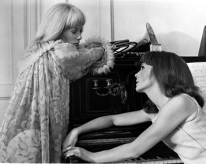 """Young Girls of Rochefort""Catherine Deneuve and real life sister Francoise Dorleac1967 Warner Brothers**I.V. - Image 3836_0106"