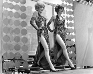 """Young Girls of Rochefort""Catherine Deneuve and real life sister Francoise Dorleac1967 Warner Brothers**I.V. - Image 3836_0107"