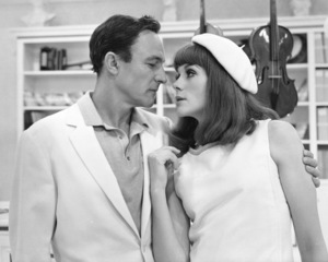 """Young Girls of Rochefort""Gene Kelly and Francoise Dorleac1967 Warner Brothers**I.V. - Image 3836_0109"