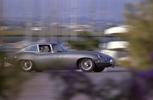 Cars1964 3.8 E-Type Jaguar1964 © 1978 Sid Avery - Image 3846_0027