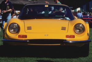 Car CategoryFerrari 1974 Dino GTS © 1995 Ron Avery - Image 3846_0071
