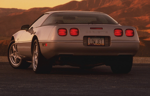 Car Category1996 Corvette Collectors Edition © 1996 Ron Avery - Image 3846_0117