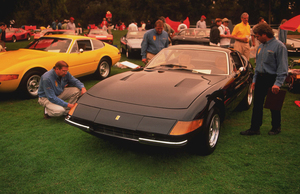 Car Category1997 Concours ItalianoMontery CA © 1997 Ron Avery - Image 3846_0186