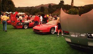 Car Category1997 Concours ItalianoMontery CA © 1997 Ron Avery - Image 3846_0187